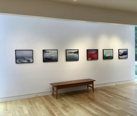 Ole Brodersen: Trespassing, Photographs from Lyngor, Norway, installation view
