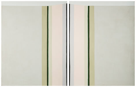 Ruth Eckstein, 'Portals V', 1983