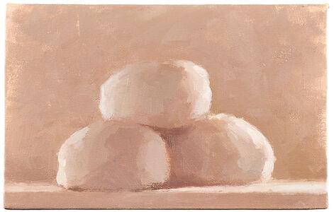 Emily Eveleth, 'Three Lemon Crème in a Pile', 1992