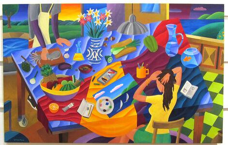 Philip Stanton, 'Making Dinner', ca. 2019