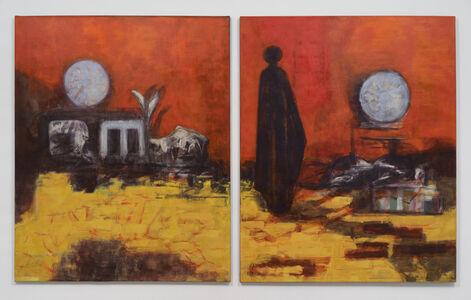 Miguel Ybáñez, 'Ventilar el agobio del recuerdo', 2018