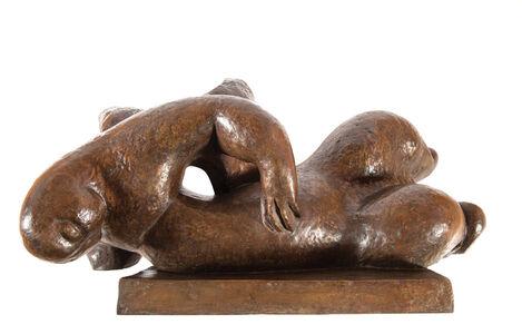 Henri Laurens, 'L'Archange (Max Jacob)', 1946