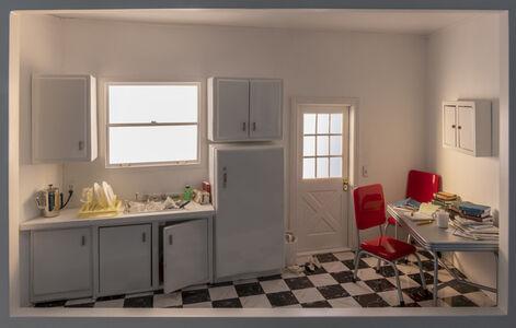 Susan Leopold, 'kitchen table', 2019