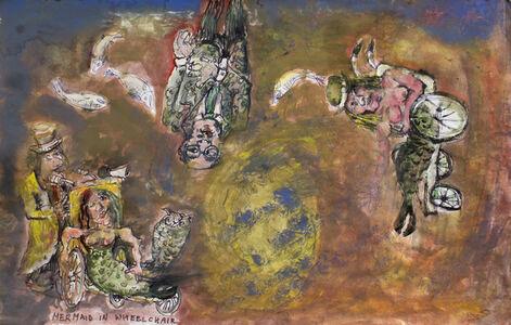 James Martin, 'Mermaid In Wheelchair'