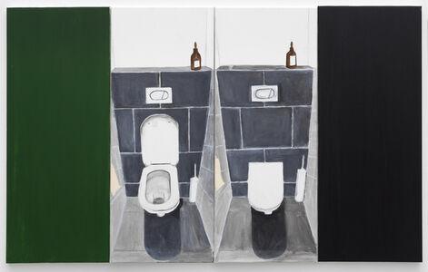 Juliette Blightman, 'Green, Felix, Black', 2020