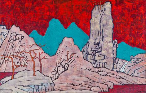 Xue Song 薛松, 'Mountain beyond the mountain', 2019