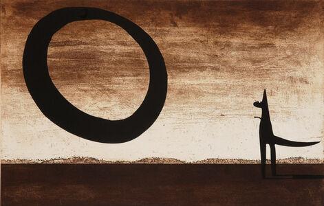 John Kelly (b.1965), 'Roo and Sun', 2015