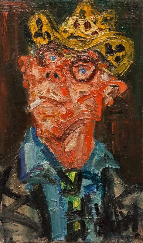 Gen Paul, 'Autoportrait à la cigarette', ca. 1960, Painting, Oil on canvas, Artrust