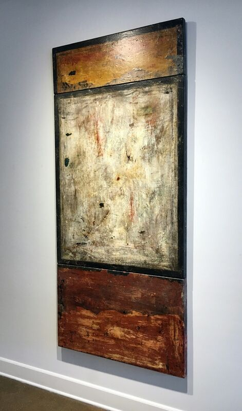 Marcia Myers, 'Frammento del Muro', 1999, Painting, Fresco on Linen, Duane Reed Gallery