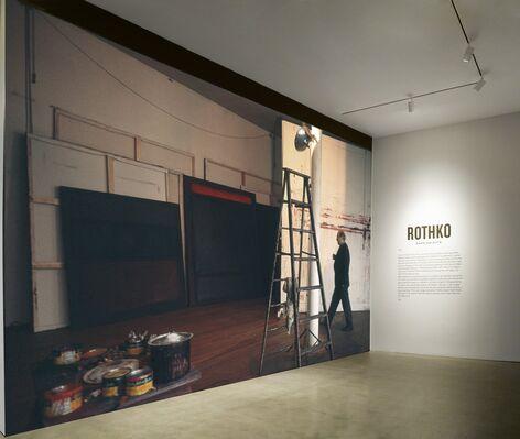 Mark Rothko: Dark Palette, installation view