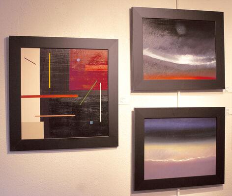 John Axton, installation view