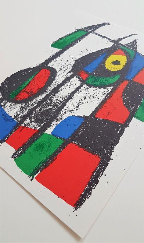 Joan Miró, 'Lithographie Originale VII', 1977, Print, Color Lithograph, Cerbera Gallery