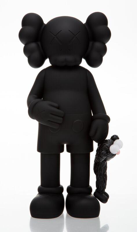 KAWS, 'Share (Black)', 2020, Sculpture, Painted cast vinyl, Heritage Auctions