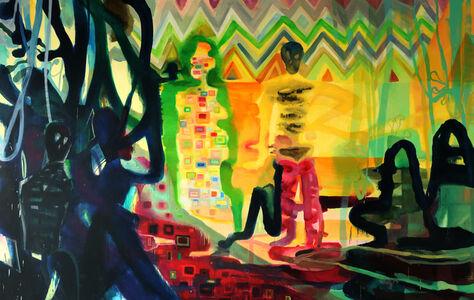 Fang Wei 方巍, 'Journey of Transmigration 轮回旅途', 2015