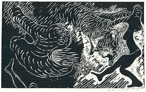 Antonius Höckelmann, 'Surferin', 1981