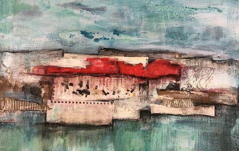 Thekla Papadopoulou, 'Fragments E'I', 2017