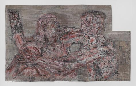 Leon Golub, 'Le Combat VII', 1963