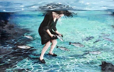 Necla Rüzgar, 'Things That Weigh Me Down', 2014