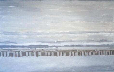 Ivan Lounguine, 'Horizon 4', 2011