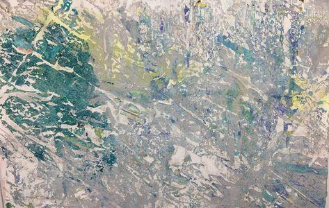 Bonny Novesky, 'Rainy Pond Day '