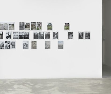 Peggy Buth: The Politics of Selection – Vom Nutzen der Angst, installation view