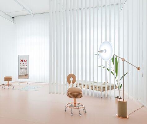 Patricia Findlay presents NO SEX in Miami by Atelier Biagetti at Design Miami/ 2016, installation view