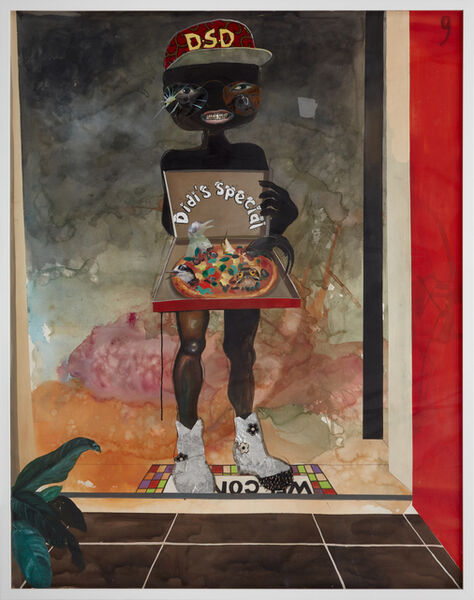 Ndidi Emefiele, 'Special delivery', 2018