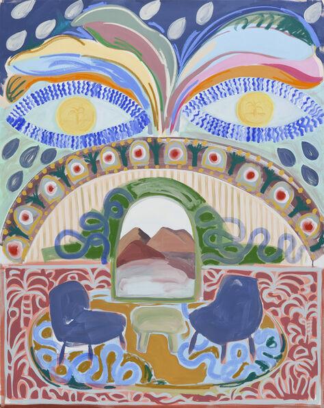 Sol Calero, 'Pasaje del olvido', 2019