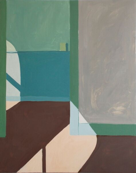 Sophie Treppendahl, 'Corsicana Stairwell', 2020