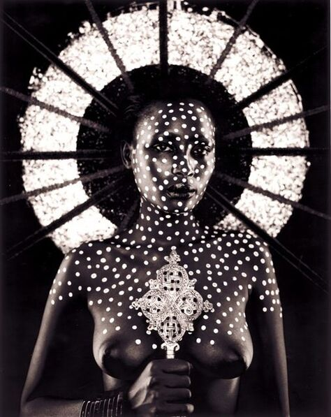 Barron Claiborne, 'Spotted Virgin Of Kiambu (Njuhi)', 2005