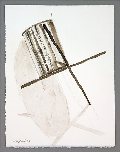 Al Taylor, 'Tin Can and Chopsticks – Tatlin and Malevich', 1993