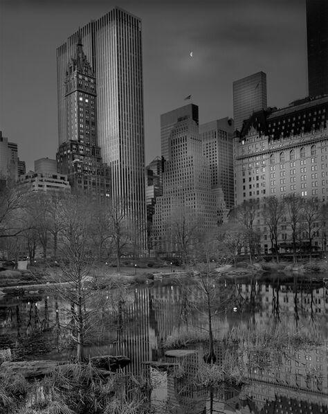 Michael Massaia, 'Half Moon, Central Park, New York City', 2009