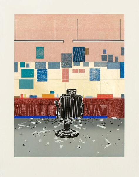 Hurvin Anderson, 'Paradise', 2016