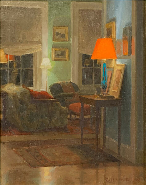 Jacob Collins, 'Evening Interior', 2009