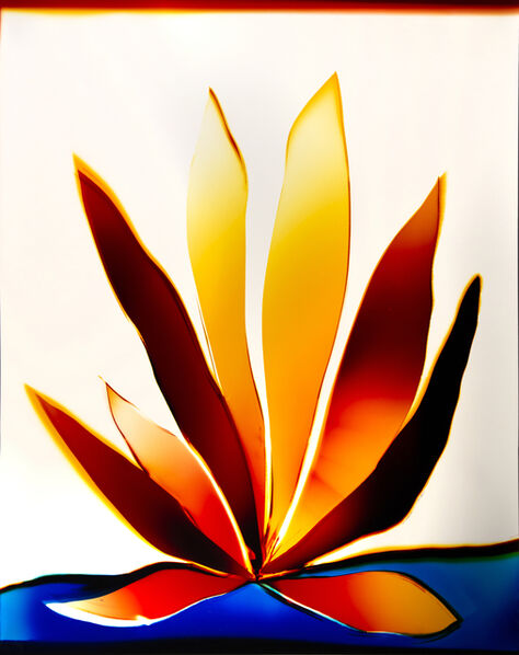 Liz Nielsen, 'Warm Ocean Lotus', 2019