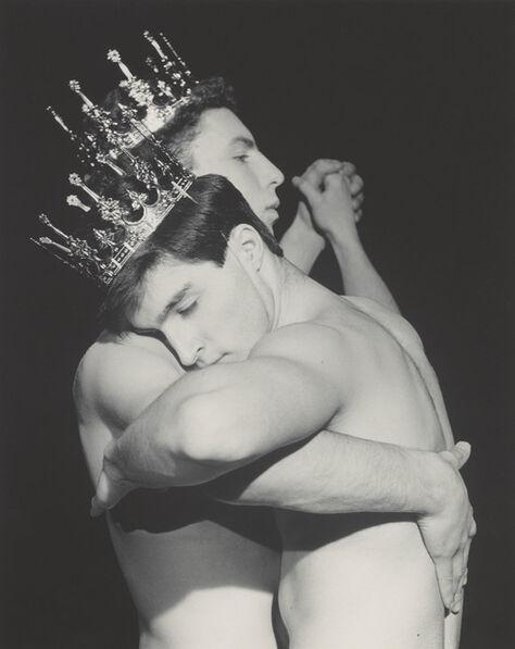 Robert Mapplethorpe, 'Two Men Dancing', 1984