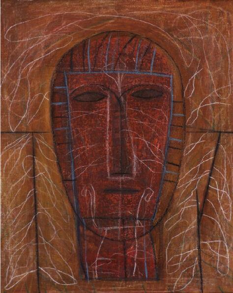 Mimmo Paladino, 'Etrusco IV', 2009