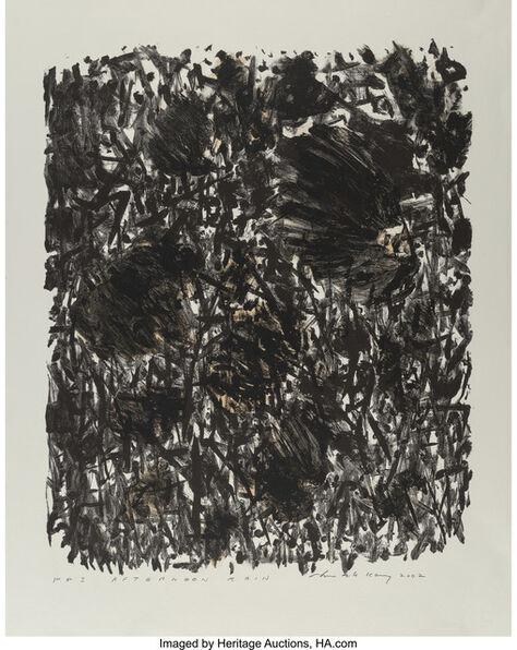 Chua Ek Kay 蔡逸溪, 'Afternoon Rain', 2002