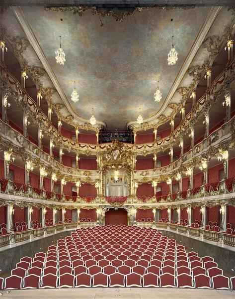David Leventi, 'Cuvillies Theatre, Munich, Germany', 2009