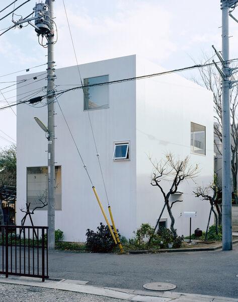 Kazuyo Sejima, 'House in a Plum Grove, Tokyo', 1999-2004