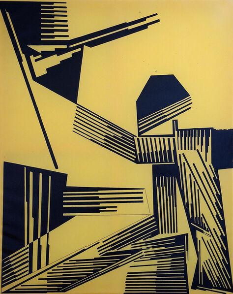 Vargas-Suarez Universal, 'Thermal Vector III', 2013