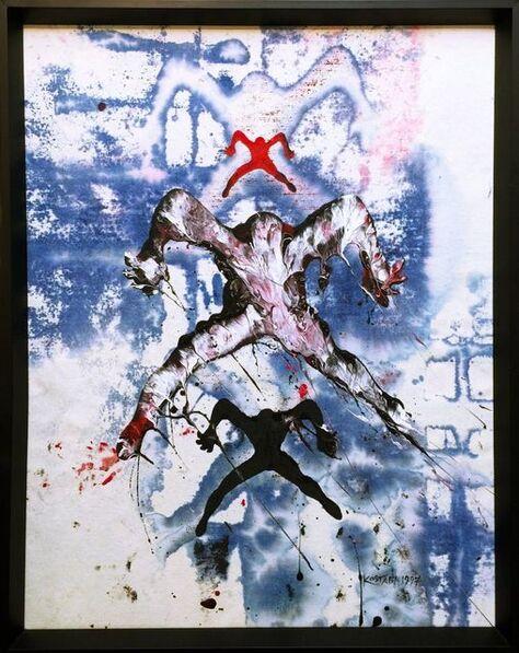 Mark Kostabi, 'JOURNEY BEYOND THE SELF', 1997