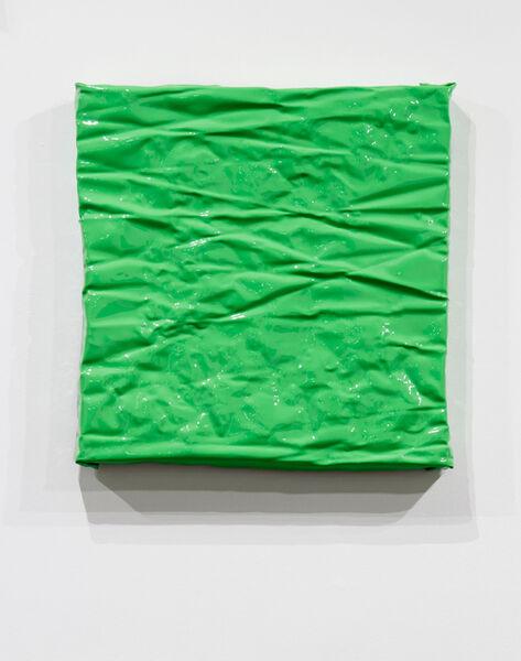 Tim Ebner, 'Untitled (lime)', 2018