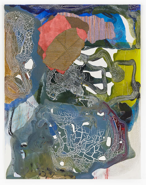 Zachary Keeting, 'friction', 2016