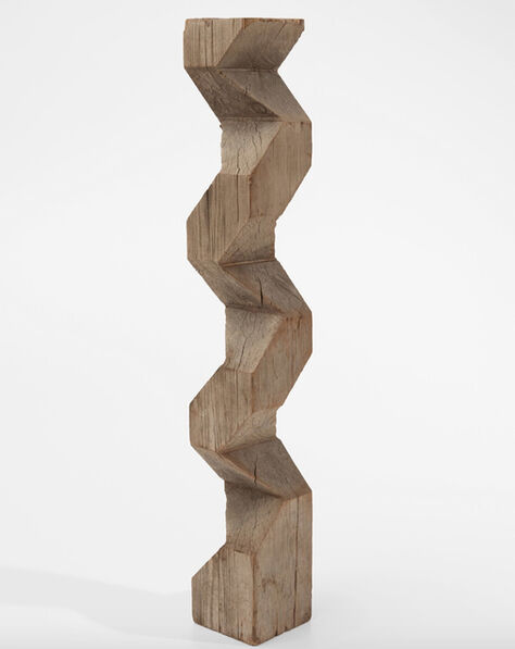 Carl Andre, 'Wood Saw - Cut Exercise', 1958