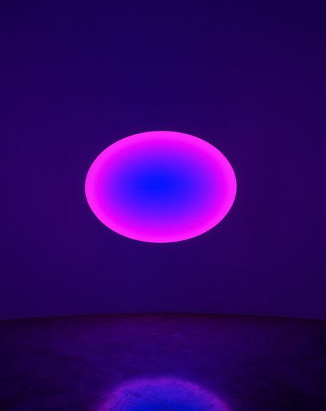 James Turrell, 'Medium Elliptical Glass', 2017