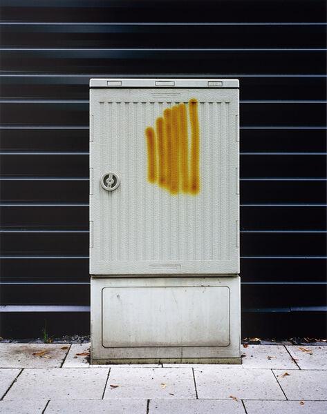 Philipp Goldbach, 'KVz 82 A (Yellow)', 2016