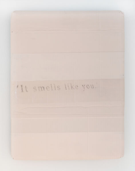 Lee Kit 李杰, ''It smells like you.' (II)', 2017