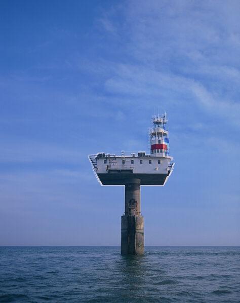 Catherine Yass, 'Lighthouse (North)', 2011
