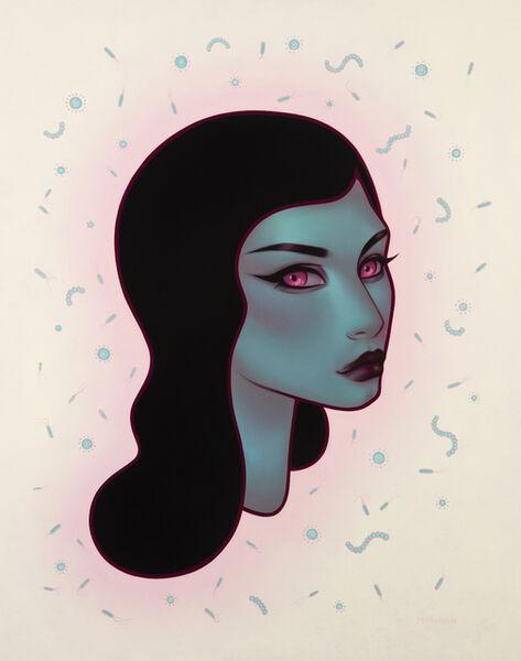 Tara McPherson, 'The Distance Between Me and Myself', 2016